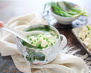 Pearl Jade and White Jade Soup