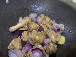 Abalone chicken practice step 10