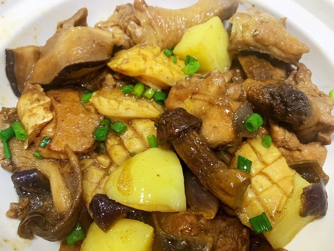 The practice of abalone chicken